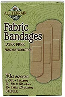 product image for Assorted Fabric Bandages 30 CT