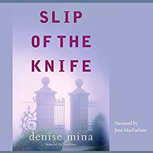 Slip of the Knife Audiobook