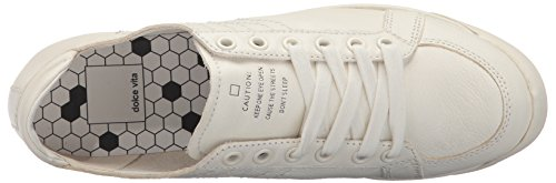 Leather Women Sneaker Vita Sage White Dolce 8F7HzXqn
