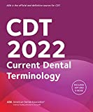 CDT 2022: Current Dental Terminology Book and App