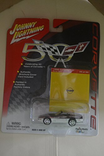 - Johnny Lightning 1995 Corvette 50th Anniversary Limited Edition # 39 of 50 ...