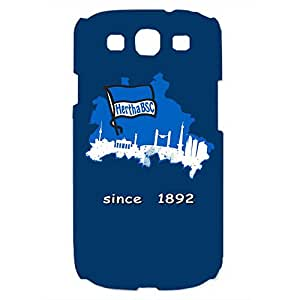 Popular Design FC West Bromwich Albion Football Club Phone Case Cover For Samsung Galaxy S3 3D Plastic Phone Case