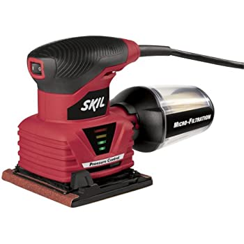 Factory-Reconditioned SKIL 7292-01-RT 2 Amp 1/4 Sheet Sander
