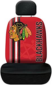 Fremont Die NHL Chicago Blackhawks Rally Seat Cover, One Size, Red