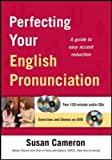 Perfecting Your English Pronunciation with DVD (NTC Foreign Language)