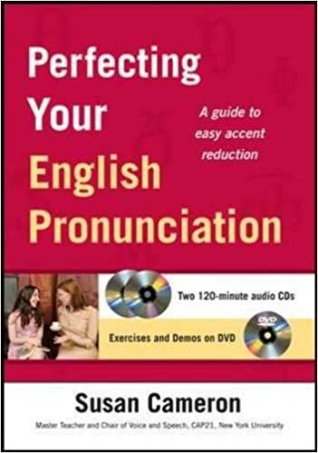 Perfecting Your English Pronunciation with DVD: Susan