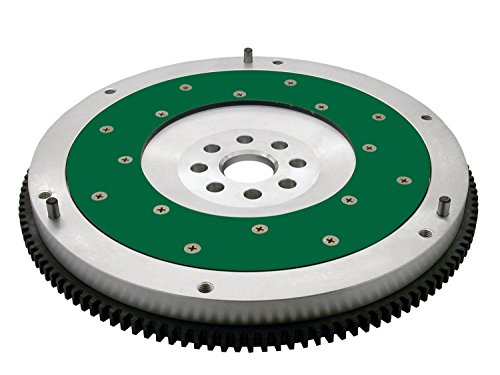 Fidanza Performance 159001 Flywheel-Aluminum PC S1 High Performance Lightweight with Replaceable Friction
