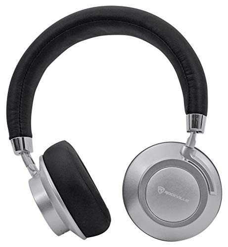 Rockville BTH7 Wireless Bluetooth Headphones for iPhone Samsung Android Galaxy