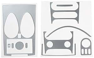 Richter 20984/93(de) Interior Juego  Qashqai a partir de 1/07, 9unidades, D, MC aluminio