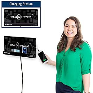 "KwikBoost Wall Mount Cell Phone Charging Station(USA)""2020"""