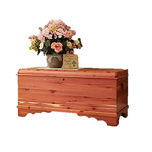 (JMX Brands Inc Amish Made Large Waterfall Cedar Hope Chest)
