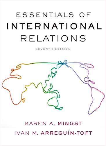 393283402 - Essentials of International Relations (Seventh Edition)
