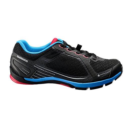Shimano SH-CW41 Cycling Shoe - Women's Black, 44.0 (Women Shimano Cycling Shoes compare prices)