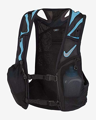 Nike Trail Kiger Vest 3.0, Running, Hiking, Black Blue