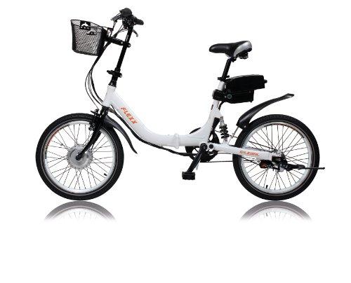 E-Bike, Elektrofahrrad, FLEXX 20