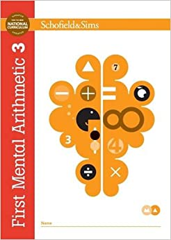 First Mental Arithmetic Book 3 (of 6): Key Stage 1, Years 1 and 2 (Answer Book also available)