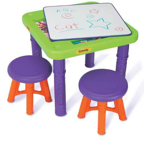 Crayola Sit Draw Play Table