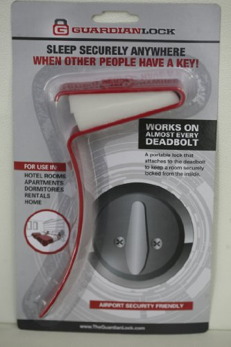 (The Guardian Travel Door Lock)