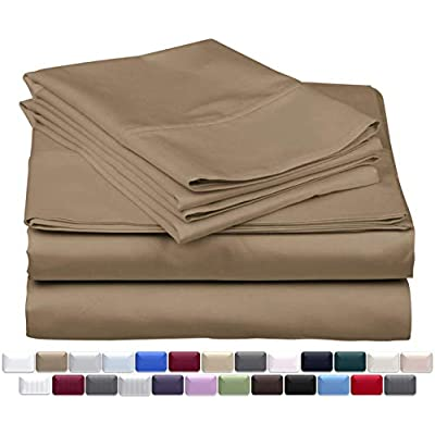 Deep Pocket Egyptian Cotton Sheets Sets