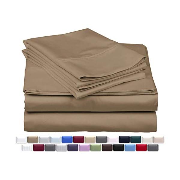 Deep Pocket Egyptian Cotton Sheets Sets