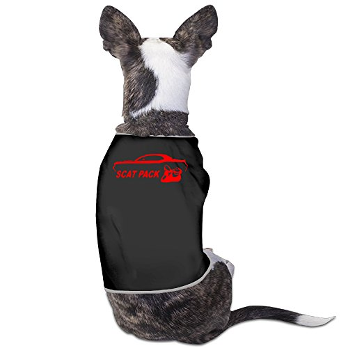 dodge-challenger-scat-pack-dog-clothing-puppy-apparel