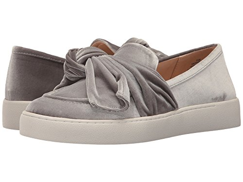 Nine West Women's Pyrrha Fabric Penny Loafer Grey Fabric LZj00