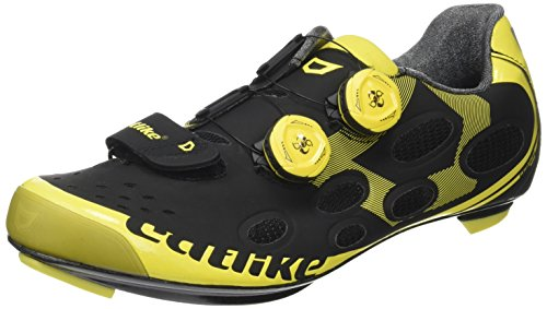 Whisper Zapatos Catlike Fluor Unisex Negro Yellow Black Route ABxxwZd