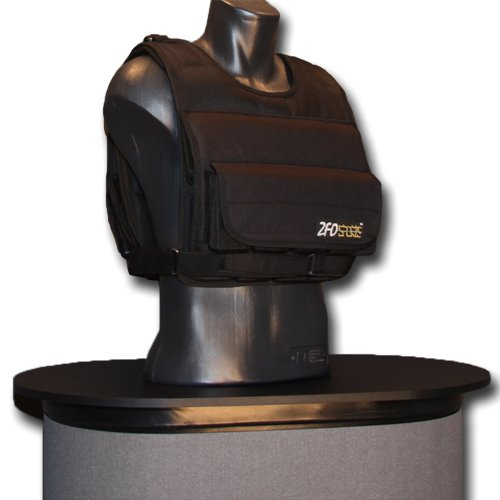 ZFOsports® - (SHORT STYLE) 70LBS ADJUSTABLE WEIGHTED VEST by ZFOsports