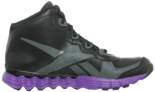 Black Mid Reebok Chaussures Height Vibetrain Lady D'entrainement qqYaAF