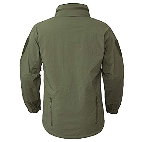 Amazon.com: JKFW Lightweight Tactical Men Waterproof Mulit Pockets Military Army Jackets: Clothing