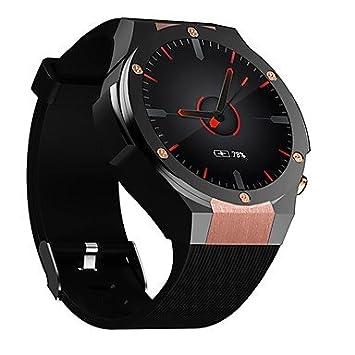 Lemumu HHY H2 Reloj inteligente 3G para Android Apple sincrónico de navegación GPS de frecuencia cardíaca 500W Cámara Paso Movimiento puede ser aplicaciones ...