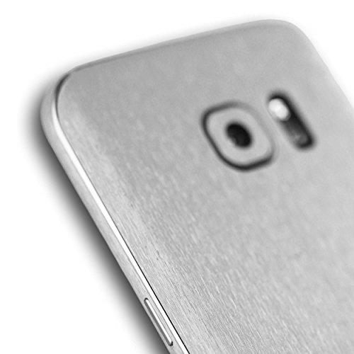 AppSkins Rückseite/Seitenteile Samsung Galaxy S7 Metal white