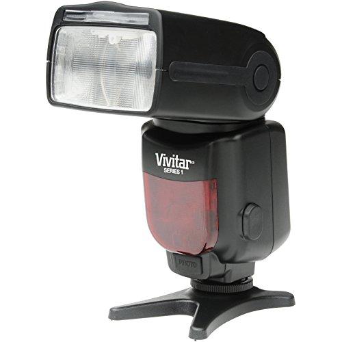 Vivitar Series 1 DF-683 Radio Wireless TTL Power Zoom Flash (Canon EOS E-TTL)