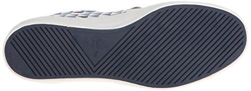 Lacoste Mens Gazon 116 1 Mode Sneaker Marine