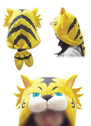 Ambition of Oda Nobuna Fleece Beanie - Inuchiyo's Headgear