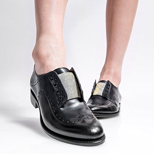 Black Black Mr Angela The Gordon Slip Oxford On Office of Scott FcAvq