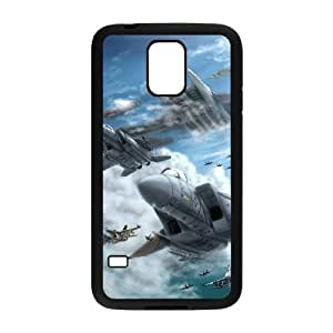 Ace Combat Samsung Galaxy S5 Cell Phone Case Black 91INA91326317