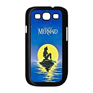 Cartoon The Little Mermaid Back Cover Case Suitable for Samsung Galaxy S3 I9300 JNS3-1553