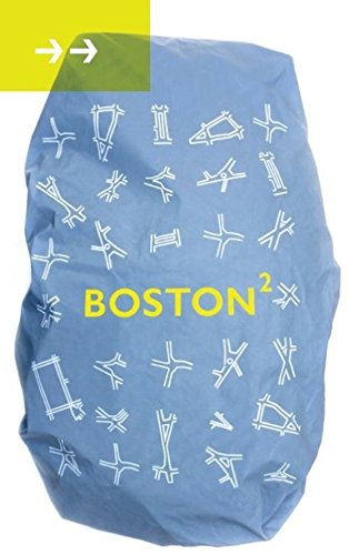 Respect My Lane Boston Squared Ultra-Reflective Waterproof Backpack Cover for Bike Commuting w Night Visibility