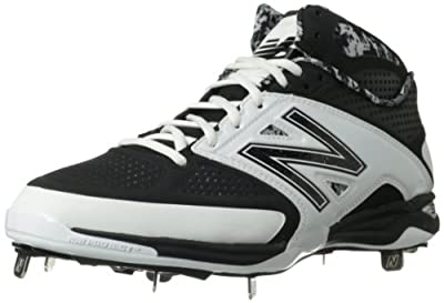 New Balance Men's M4040 Metal Mid Baseball Shoe from New Balance Team Footwear
