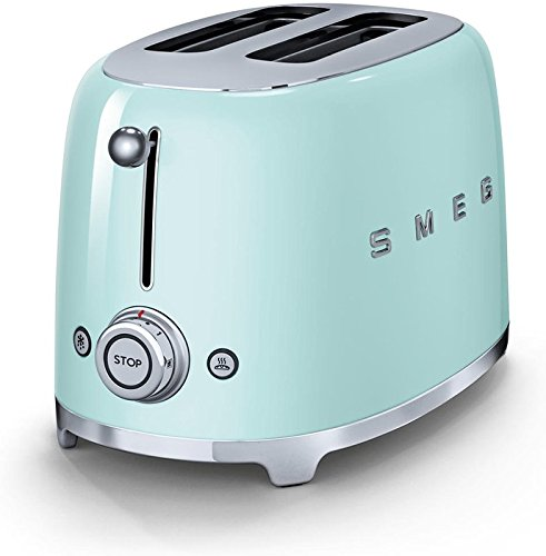 Smeg toaster vintage style toaster appliances