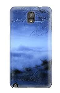 Hot New Desolate Tree Case Cover For Galaxy Note 3 With Perfect Design