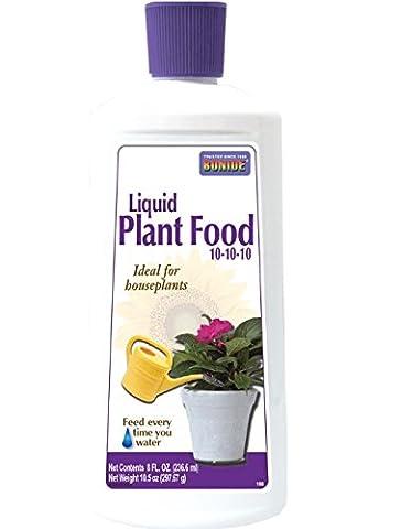 Liquid Plant Food 10-10-10 - Liquid Plant Food