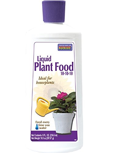8 Ounce Liquid Plant Food (Bonide 037321001089 Liquid Plant Food 10-10-10)