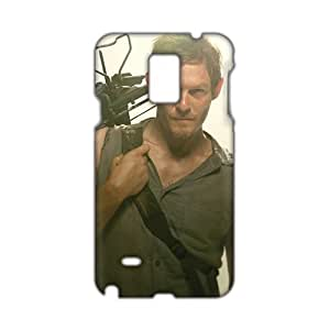 Angl 3D Daryl The Walking Dead Phone For SamSung Note 3 Case Cover