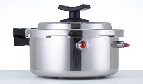 Barocook bc-009 4.4 cm NEU Round Cookware Topf, 46-ounce by BaroCook America Corporation