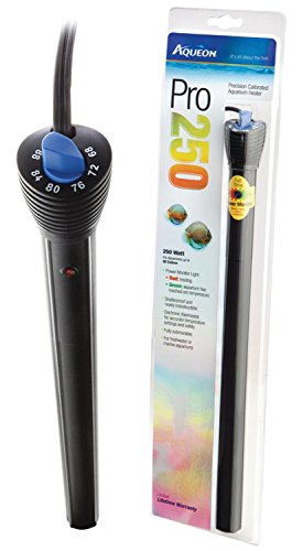 (AQUEON PRODUCTS-SUPPLIES Aqueon Heater Pro Series V2 Black 300 WATT )