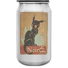 Le Pikachat Noir 350ml Aluminium Cans Bottle
