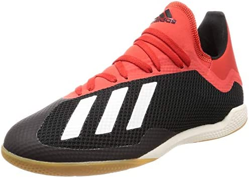 Adidas X Tango 18.3 Indoor Men's Shoes, Black (Core Black