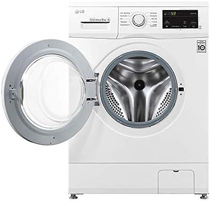 Lavadora LG F14WM8MC0 A+++ de bajo consumo, 1400 rpm, 8 kg de ...
